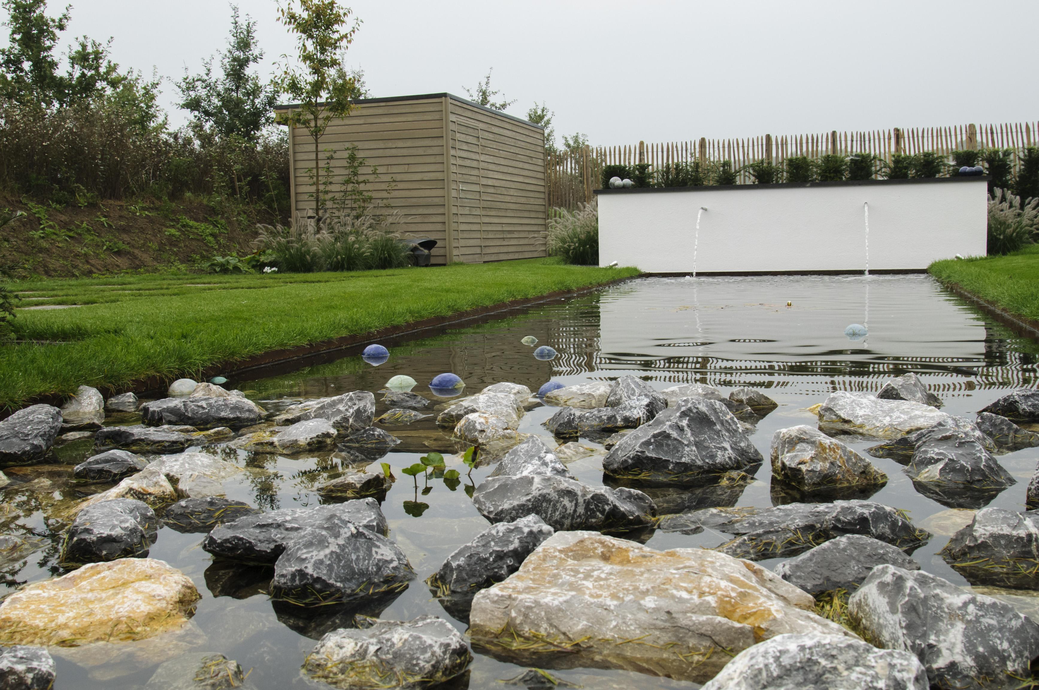 Water in de tuin watertuin de kunst van het scheppen for Vacature tuin